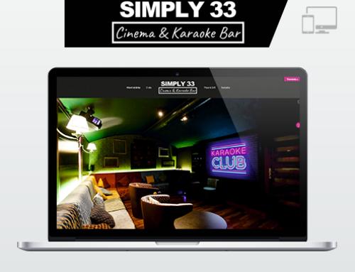 Портфолио Webswen сайт под ключ « Simply33 Pizza & Grill House — Simply33 Cinema & Karaoke Bar»